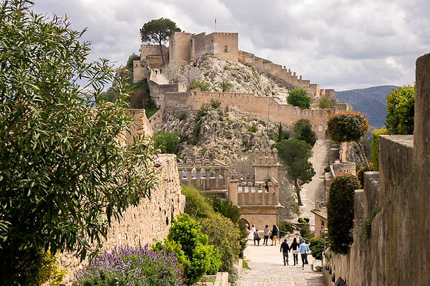 37 Xativa Castle DSC04006 DSC04006 www.f