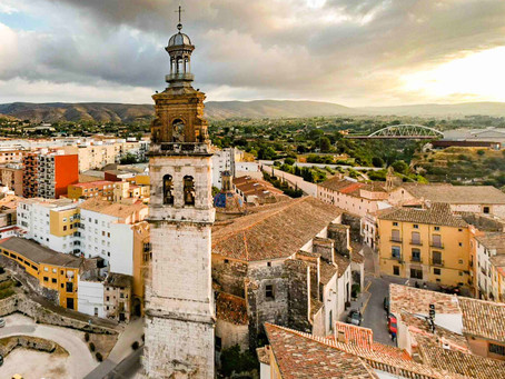 Why we chose Ontinyent, Valencia for our cycle retreat location?