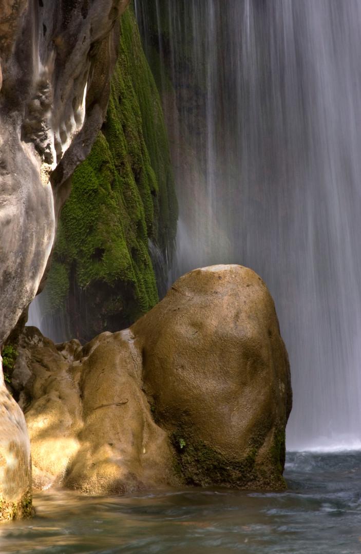 Alicante waterfall