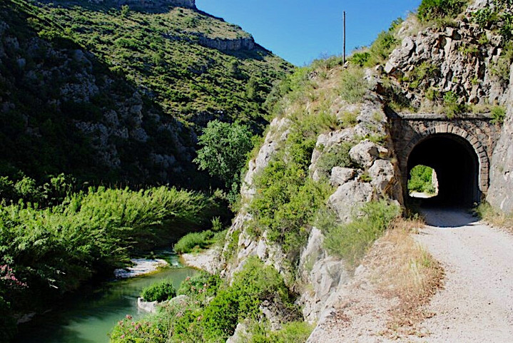Via Verde Serpis
