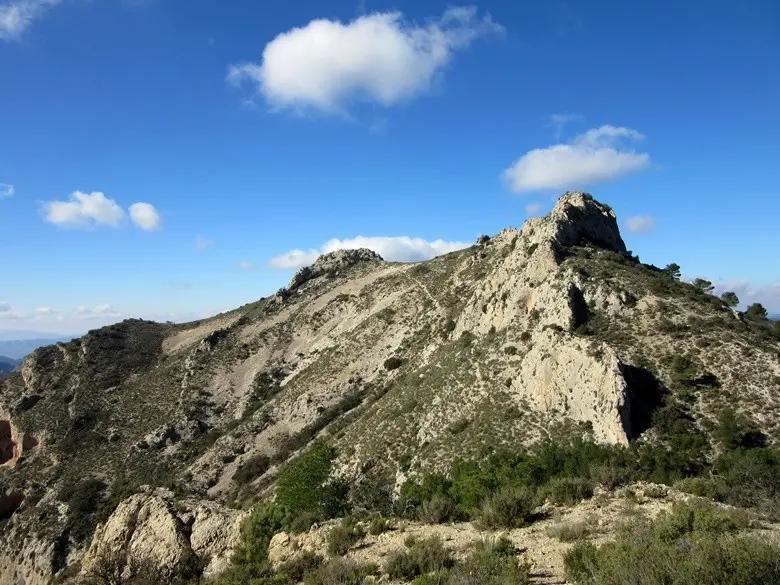 Maigmo Mountain