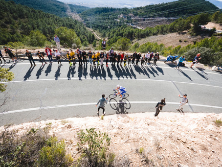Best climbs in Denia and Calpe cycling region