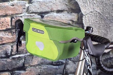 road bike camera best way carry ortlieb
