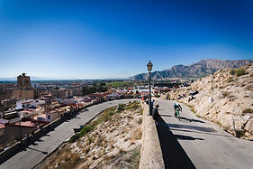 luxury cycle retreat holiday training camp in denia calpe mallorca spain with bike hire
