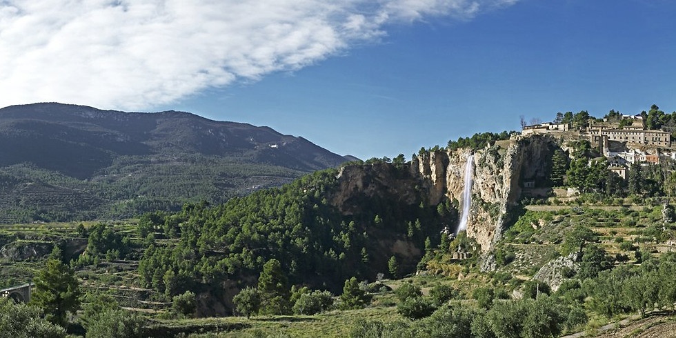 Luxury Serra Mariola Hike Launch 05-12 May, 2019