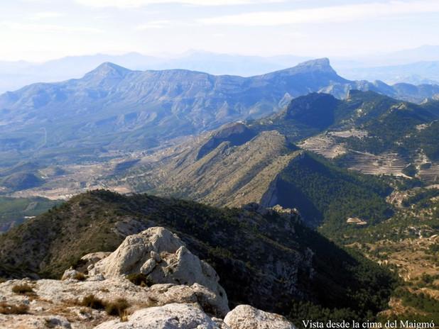 Maigmo National Park