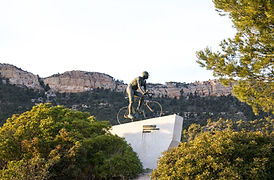 Xorret del Cati Everesting luxury cycle retreat holiday training camp in denia calpe mallorca spain with bike hire