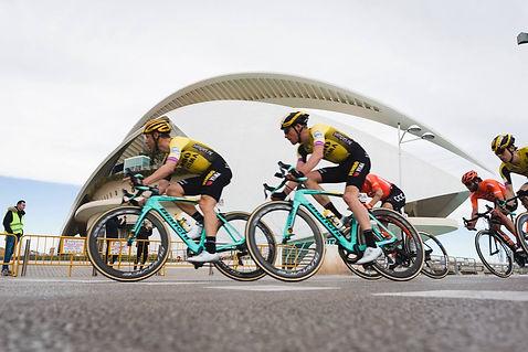 la vuelta espana luxury cycle retreat holiday training camp in denia calpe mallorca spain with bike hire
