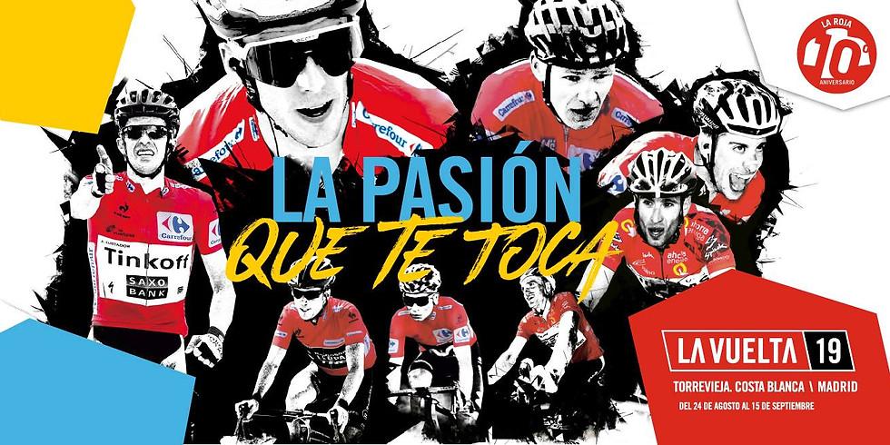 2019 La Vuelta Espana Week, 24-31 August, 2019