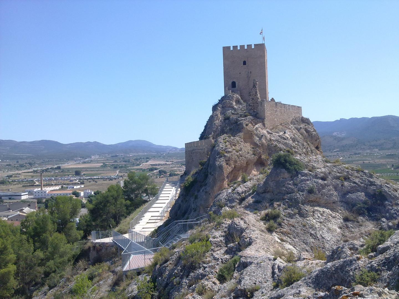 El Castillo de Sax