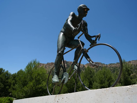 Change to Calpe - 7 new routes to try, more climbs to conquer and places to visit