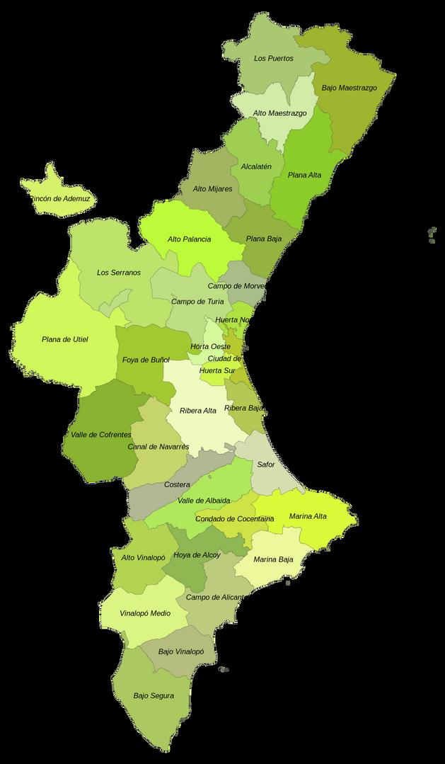 Communidad de la Valencia
