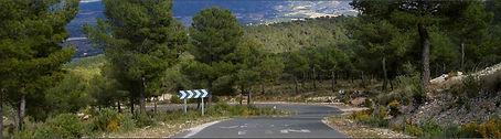 Xorret del Cati luxury cycle retreat holiday training camp in denia calpe mallorca spain with bike hire