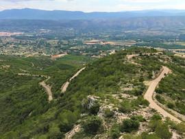 Road to Sant Esteve
