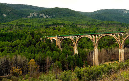 Bridges of Alcoy & Font Roja