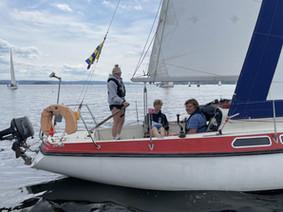 Soon stilte med yngste båt i Færder'n