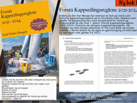 Bestill den nye boken om kappseilingsreglene!