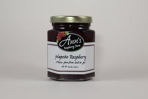 Jalapeno Raspberry Pectin-Free Artisan Jam
