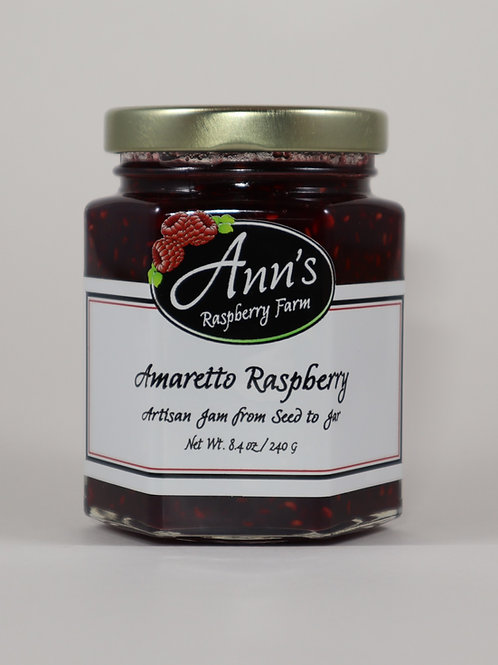 Amaretto Raspberry Jam