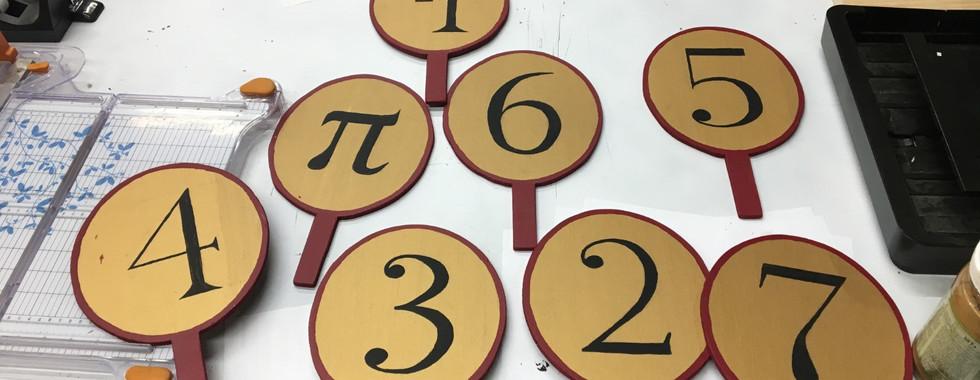 Matilda Judge's numbers