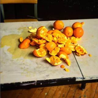 17 Oranges Residue