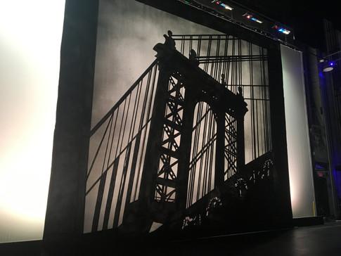 Brooklyn Bridge Drop