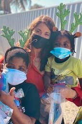 Ali w kids and gifts - Toni.jpg