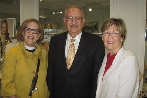 Mimi Howard, Walter Jones, Judi Miller.j