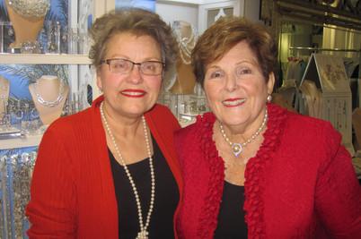 Julie Ann Bird-Winchester and Barbara Wy