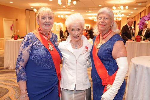 May Storrie,  Vivianne Reid, Suzanne Tur