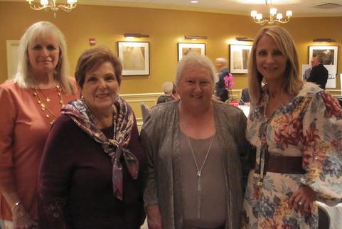 4. Theresa Lepore, Barbara Wymer, Mary J