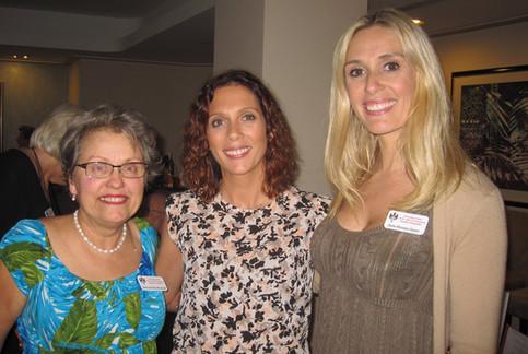 4. Julie Bird Winchester, Maria Black, M