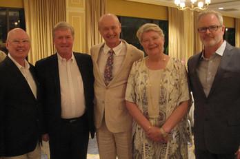 2. Brian Fleming, Dan Larkin, Lynda-May