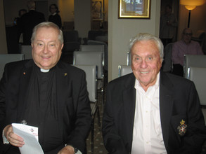 5. Msgr. Tom Skindeleski and  Paul Green