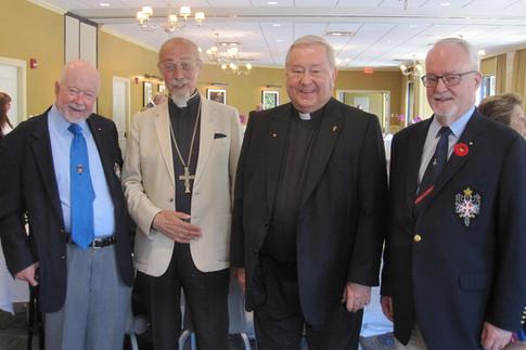3. Owen Brown, Padre Peter Miln, Rev. To