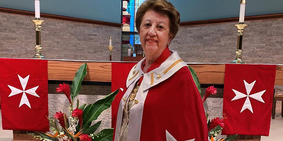 Toni's Retirement Celebration & Feast of St. John