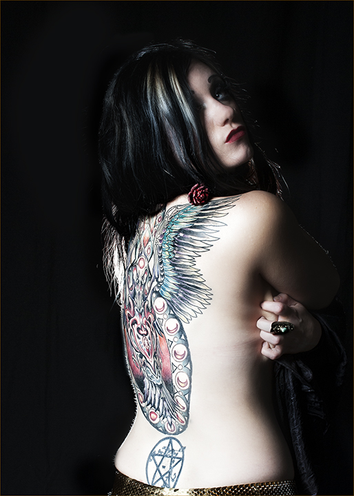 Sarah Wood Tatto image