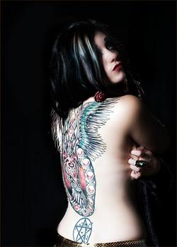 Sarah Wood Tatto image