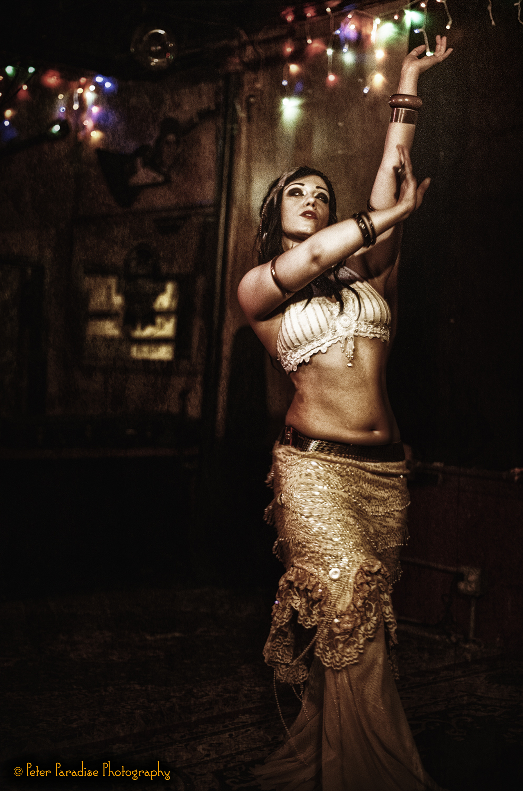 Sarah Wood - Belly Dance Underground