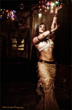 Sarah Wood - Belly Dance Underground