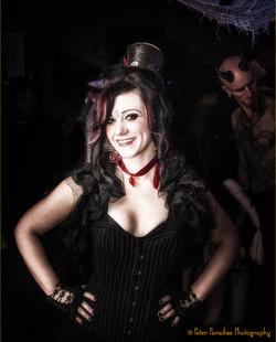 Sarah Wood party photo