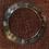 "Thumbnail: 14"" HOOP CRASHER (8 Rivets) Black and Bronze"