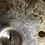 "Thumbnail: 19"" 1718g Brazenlathe textured patina"
