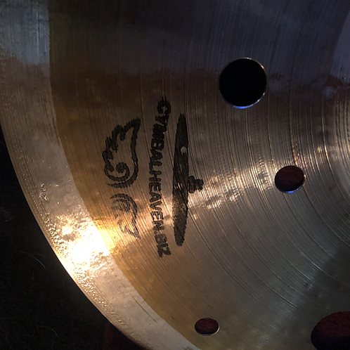 Commission a Repurposed Cymbal