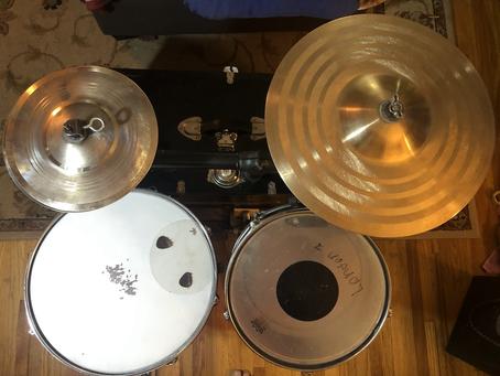 Drifter Drum Kit