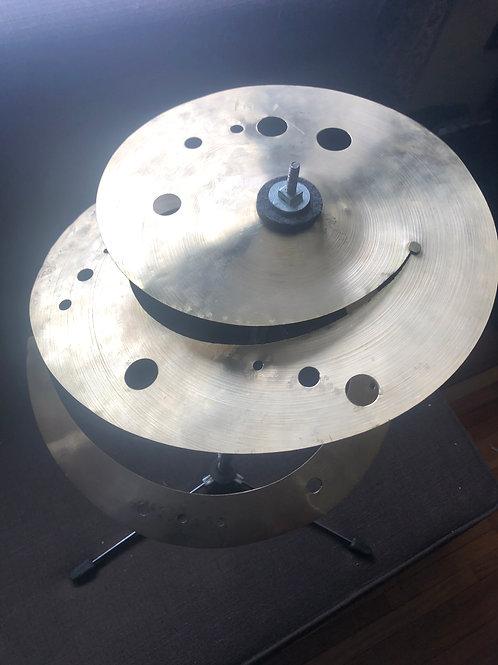 "Cymbalheaven.biz 16"" spiral O3 FX 2021 Traditional"