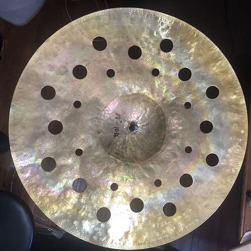 Custom Alternation of Existing Cymbal