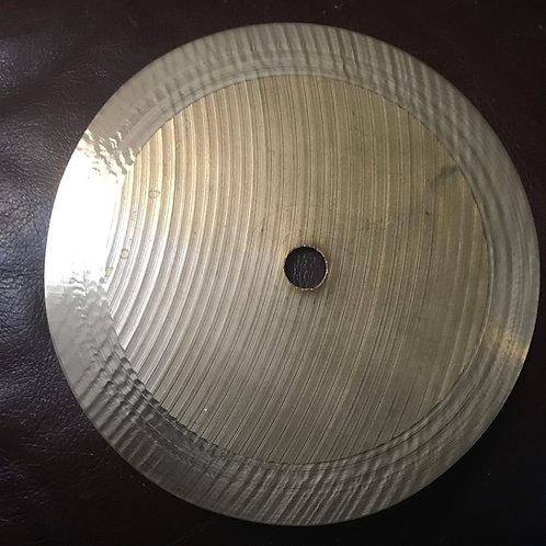 "Cymbalheaven.biz 6"" Clack Slab 2020 bronze"