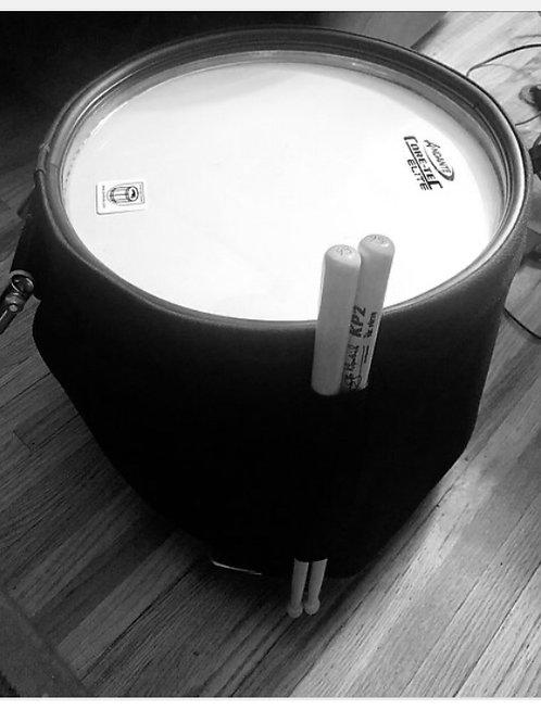 """Drumbrellas 14"""" Marching Snare Drumbrellas  2020 Black"""