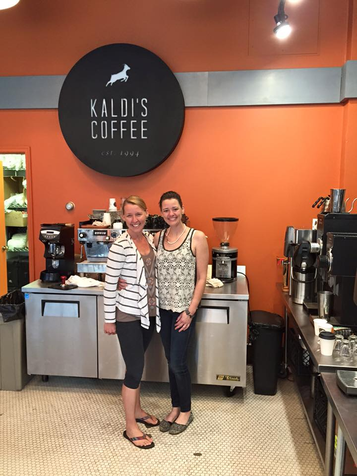 Kaldi's Barista Training